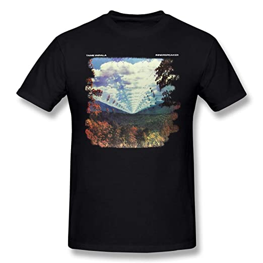 bd8ef6e4028b Amazon.com: Cozy-T Tame Impala InnerSpeaker T Shirt for Mens: Clothing