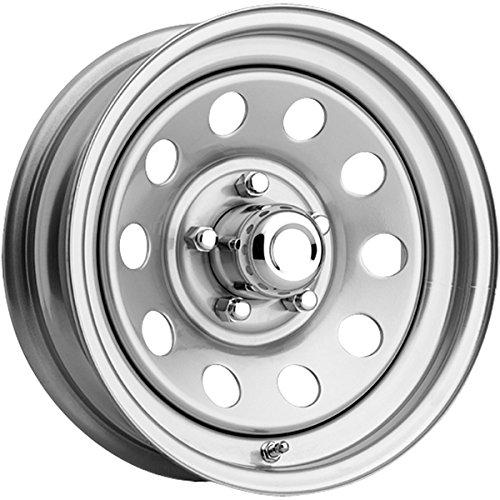 Pacer 229S Mod 15×6 6×139.7 Silver Wheel Rim