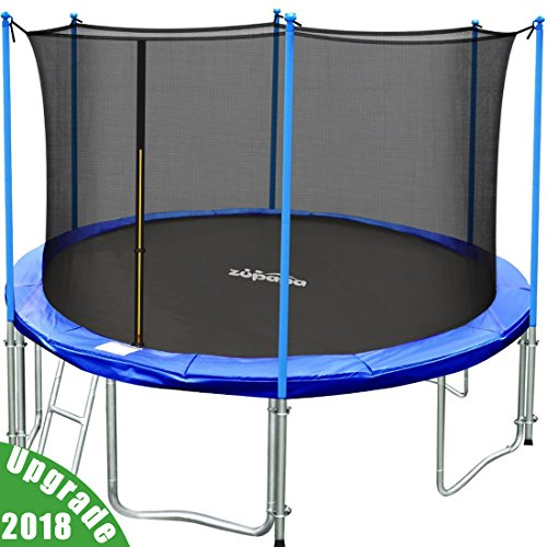 Review of the Zupapa Trampoline