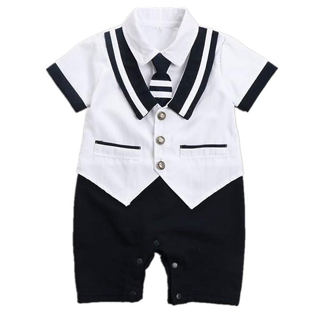 Traje de niño niño niño Vestido de niño de Verano Camisa de Vestir ...