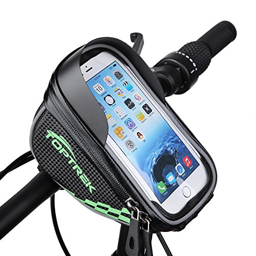 bike-handlebar-bag-waterproof-bicycle-phone-mount-with-tpu-touch-screen-for-cellphone-below-55-inch-