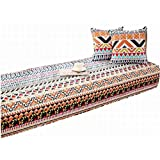 Modern Window Bench Mat Sofa Mat, Not Includes Cushions [Colorful]