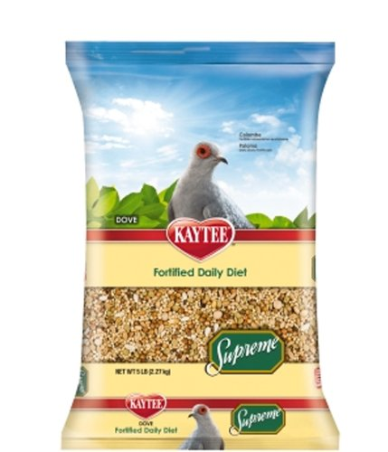 Kaytee Supreme Food for Dove, 5-Pound, My Pet Supplies