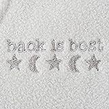 HALO Sleepsack Micro-Fleece Wearable Blanket, Grey, Large