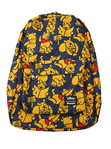 Loungefly x Winnie the Pooh Allover-Print Nylon Backpack