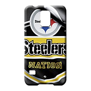 samsung galaxy s5 mobile phone cases Compatible Shatterproof Durable phone Cases pittsburgh steelers