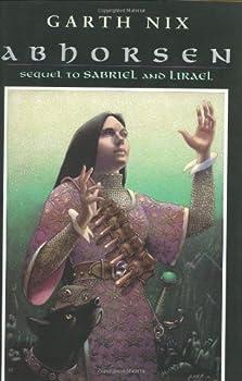 Abhorsen 0060528737 Book Cover