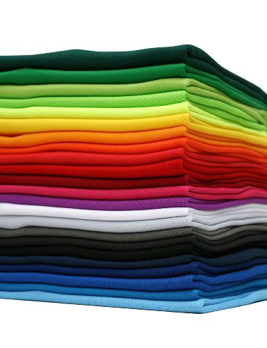 CONA BASIC - Unisex - Kurzarm Funktionsshirt in 24 Farbvarianten erhältlich L,bottlegreen