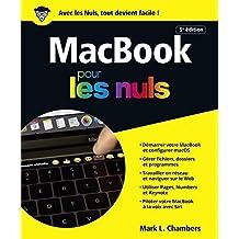 MacBook, 5e édition Pour les Nuls (French Edition)
