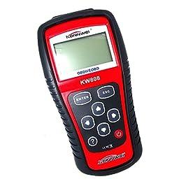 Car Code Reader, iNNEXT OBD2 OBDII EOBD Code Reader Auto Code Scanner OBD2 Scanner Car Code Reader Tester Diagnostic Interface Scan