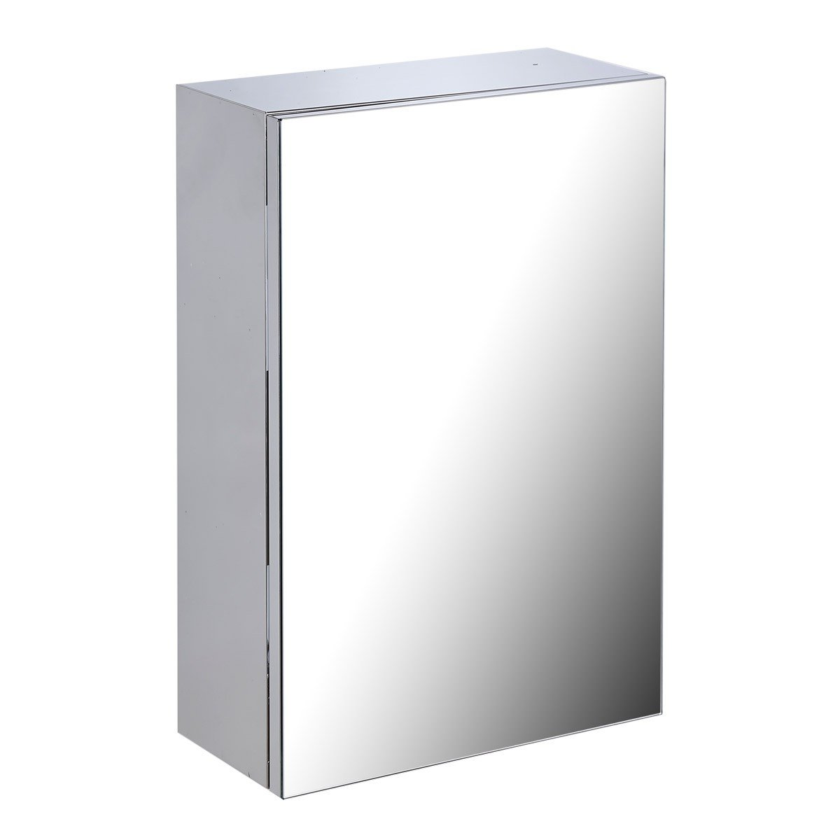 22'' Stainless Steel Medicine Cabinet Mirror Wall Mount | Renovator's Supply