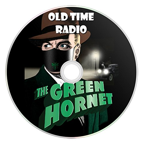 The GREEN HORNET - Old Time Radio (OTR) Complete 234 Shows (mp3 (Thriller Light Show Halloween)