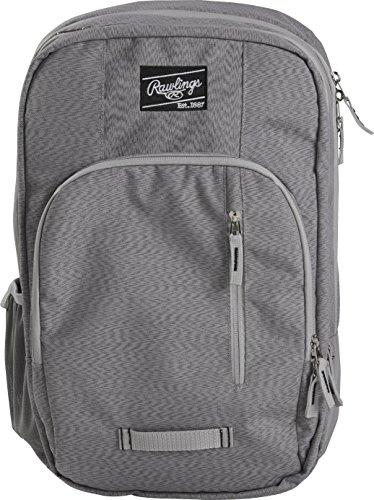 Rawlings R700C-GR Coach's Backpack, R700, Grey