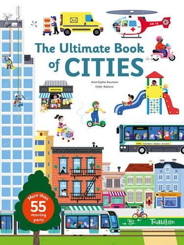 The Ultimate Book of Cities by Twirl