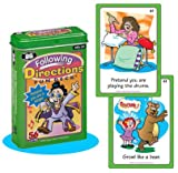 Following Directions Fun Deck Cards - Super Duper Educational Learning Toy for Kids