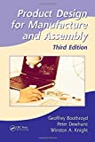 img - for Product Design for Manufacture and Assembly, Third Edition (Manufacturing Engineering and Materials Processing) by Boothroyd, Geoffrey, Dewhurst, Peter, Knight, Winston A. (2010) Hardcover book / textbook / text book