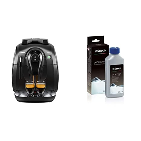 Amazon.com: Philips Saeco HD8645/47 Vapore - Cafetera ...