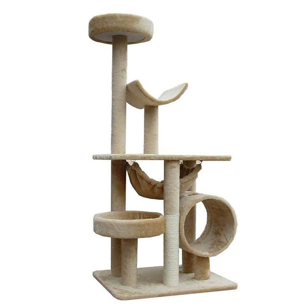 spedizione veloce e miglior servizio Axiba Alberi di gatto Grande perforazione Super Super Super spessi gatto strisciante gatto lettiera gatto giocattoli 65  45  145 cm legno + sisal + flanella  vendita economica