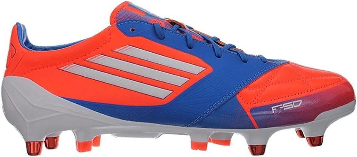 Adidas F50 Fußball Schuhe echt Leder Gr. 41 13