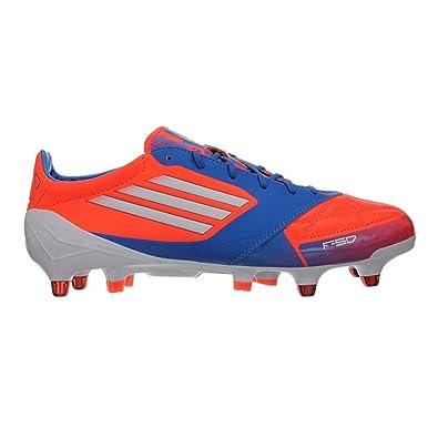 5d36e24a079 adidas - F50 Adizero XTRX SG Leder - V21449 - Color  White-Red-
