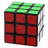 Smartodoors Yj 3x3 Magic Cube 3x3x3 Speed Cube Black Rubiks Cube 56mm Pocket Cube