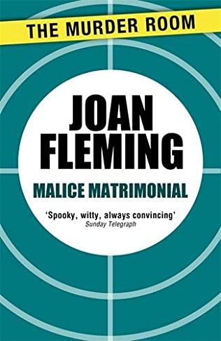 book cover of Malice Matrimonial