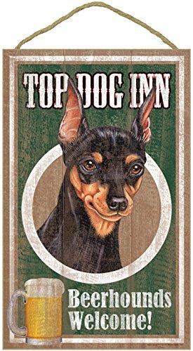 (SJT27947) Miniature Pinscher, Top Dog Inn 10