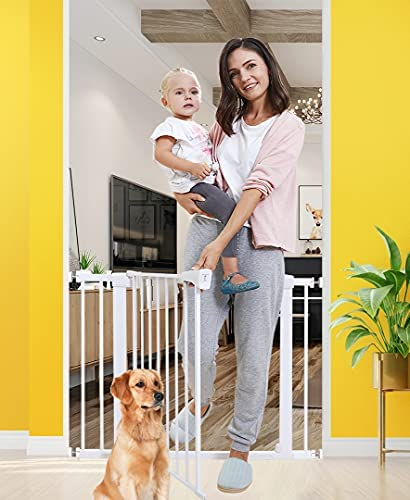 Baby Gates for Stairs and Doorways Dog G