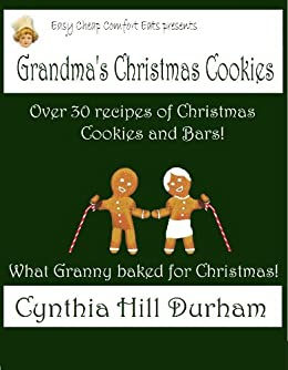 Grandma S Christmas Cookies Easy Cheap Comfort Eats