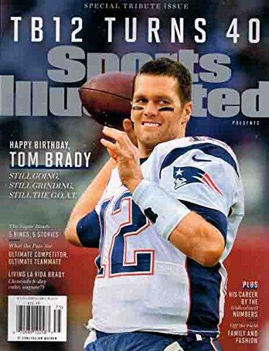 Tom Brady's 40th Birthday Tribute