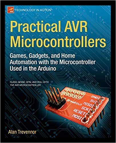 Avr Microcontroller Book