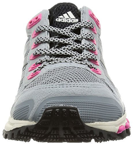 Adidas Adizero Xt 5 Womens Trail Joggesko Grå