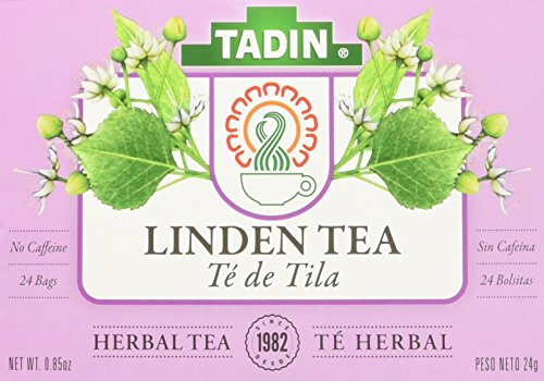 Tea Las Vegas (Tadin Tila Herbal Tea, Linden 24 ea ( Pack of 1 ))