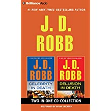 J. D. Robb – Celebrity in Death and Delusion in Death 2-in-1 Collection: Celebrity in Death, Delusion in Death