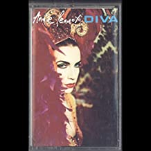 Annie Lennox: Diva Cassette VG++ USA Arista 18704-4