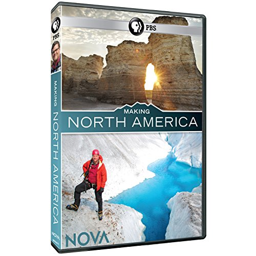 Nova: Making North America by PBS