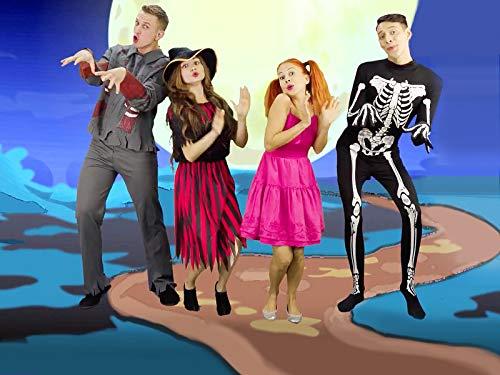 Halloween Song Finger Family -