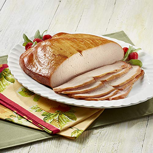 Oven Roasted and Fried Boneless Turkey Breast