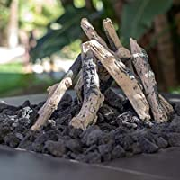 Ceramic Fire Logs