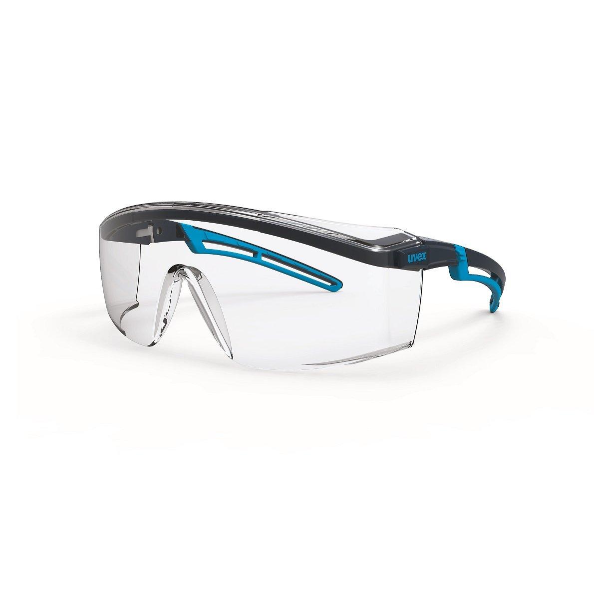 Uvex Schutzbrille astrospec 2.0 9164065 Schwarz, Blau