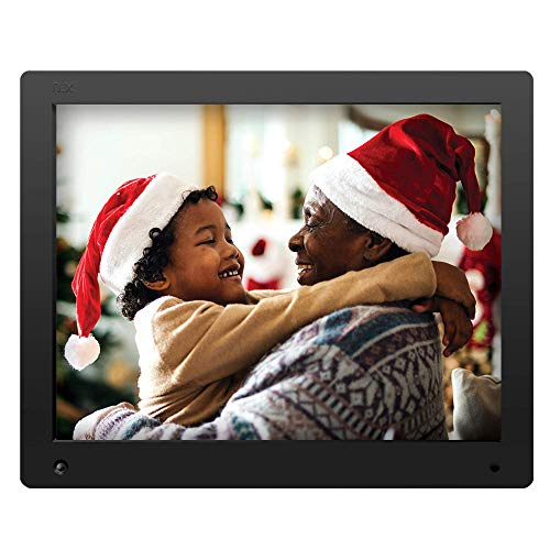 - NIX Advance Digital Photo Frame 15 inch X15D. Electronic Photo Frame USB SD/SDHC. Digital Picture Frame with Motion Sensor. Remote Control and 8GB USB Stick Included