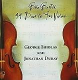 Bela Bartok, 44 Duos for Two Violins