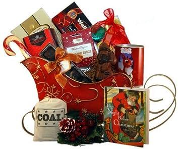 Amazon night before christmas gift basket gourmet snacks and night before christmas gift basket negle Images