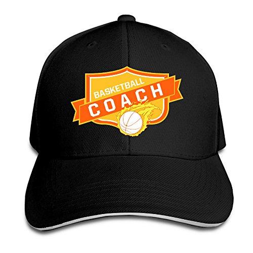 Starter Snapbacks Women's 100% Cotton Basketball Coach Sandwich Hats For Men (Yankees Starter Jacket compare prices)