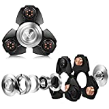 VHEM Fidget Spinner EDC Toy Premium Hand Spinner up to 5min High Speed Relieves Stress and Anxiety