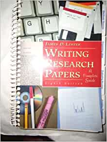 Writing Research Papers In The Social Sciences Lester – 249891