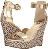 G by GUESS Women's Donny Gold 8 M US