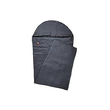 Meru Innenschlafsack//H/üttenschlafsack//Reiseschlafsack Mummy Liner Silk