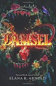 Damsel by Elana K. Arnold YA fantasy book reviews