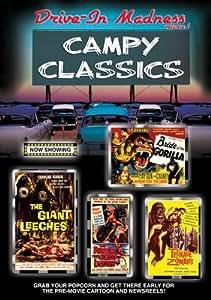 Drive-In Madness: Campy Classics 1